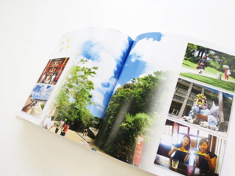 mybookのフォトブック