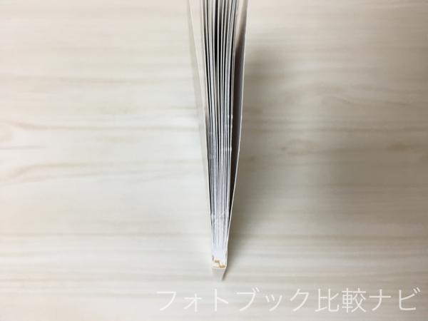 ネットプリントジャパンフォトブックは無線綴じ