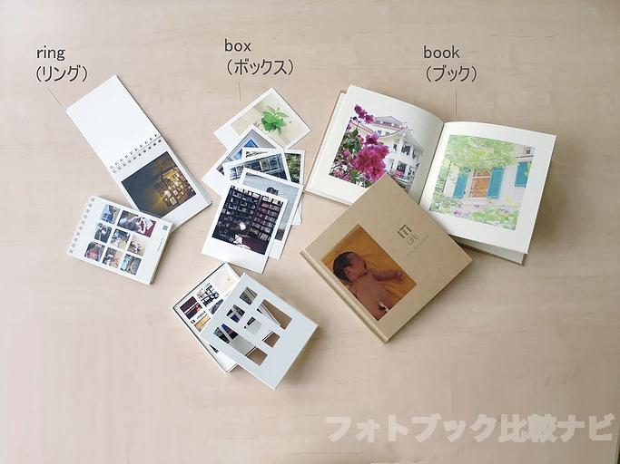 mybooklifeのring-box-book